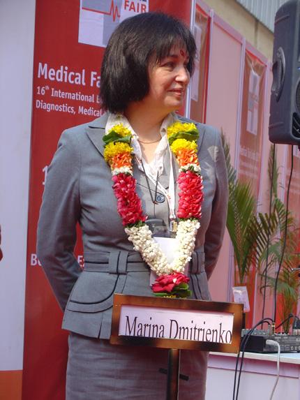 Ассоциация Медицины и Аналитики в Индии